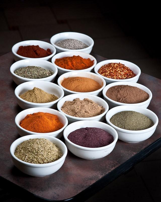 Sinbad's Spices