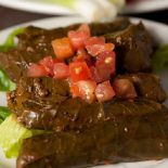 grape-leaves